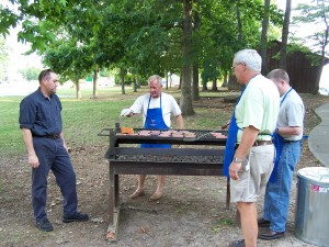 Clergy Cookout 001