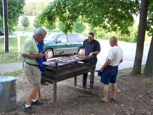 Clergy Cookout 002